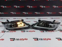Фары Toyota Camry 40 06-11г Темные Vland