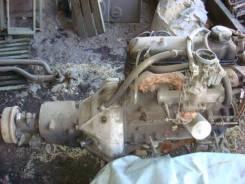 Двигатель Газ 21 с КПП