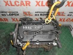 Двигатель Kia Spectra LD S5D