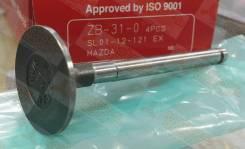 Клапан двигателя выпускной N-Rocky (штучно) (D38.3 мм, d9 мм, L115 мм) ZB-31-0-1 / ZB3101 N-Rocky ZB3101