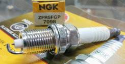 Свеча зажигания платиновая ZFR5FGP NGK ZFR5FGP