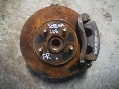 Ступица передняя правая Nissan Serena C26 40014-CY000