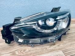 Фара Левая Mazda CX-5 LED W2857 W0462 Original Japan