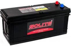 Solite. 120А.ч., Прямая (правое), производство Корея