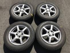 175/65 R14 Bridgestone VRX литые диски 4х100 (K30-1403)