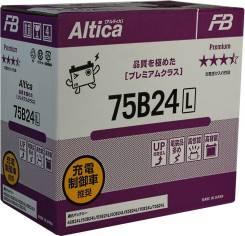 FB Altica Premium. 60А.ч., Обратная (левое), производство Япония