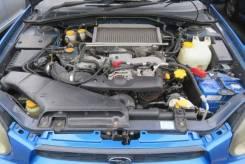 Двигатель в сборе EJ205 Subaru Impreza WRX GGA GDA 250л. с.