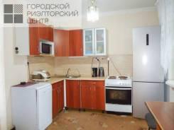 1-комнатная, улица Адмирала Горшкова 36. Снеговая падь, проверенное агентство, 35,5кв.м.