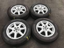 195/65 R15 Pirelli P6 литые диски 5х100 (K30-1509)