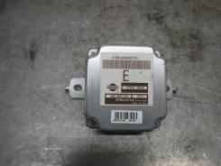 Блок управления двигателем Nissan X-Trail 2008 [41650JG04A] T31 MR20 41650JG04A