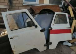 Передние двери УАЗ Буханка