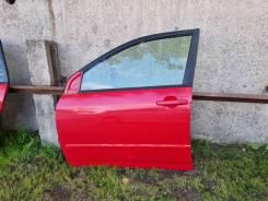 Дверь левая передняя и задняя Toyota Corolla Fielder Runx Allex