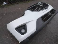 Бампер передний Mazda CX-5 11-15 дорест