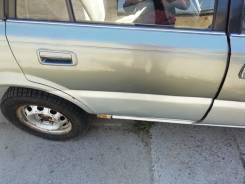 Дверь задняя Toyota Corolla 1990г