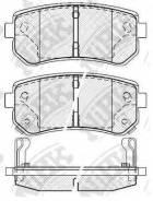 Колодки дисковые з. Hyundai Accent, Kia Rio 1.4i/1.6i 16V/1.5CRDi 05 NIBK PN0436 PN0436-NIBK_! PN0436
