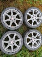 Комплект дисков Enkei для Honda на резине TOYO Proxes T1R 225/40 R18