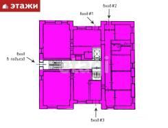 Продажа помещения в Центре. Улица Тигровая 22, р-н Центр, 238,4кв.м. План помещения