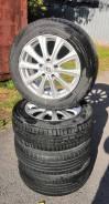Комплект колёс Roadstone Nbfue eco 205/60 R16 на литых дисках.