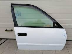 Продам Дверь передняя правая на Toyota Corolla AE110 дефект