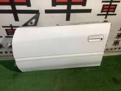 Дверь передняя левая Toyota Chaser 100 цвет 040 #12063 некомплект