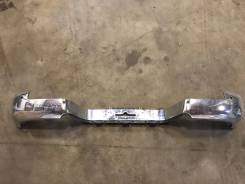 Бампер задний Volkswagen Amarok 2010 > (ХРОМ) металл