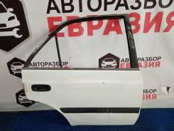 Дверь задняя правая Toyota Carina CT210