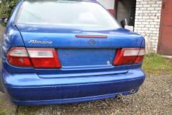 Бампер задний Nissan Almera N15