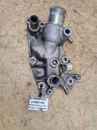 Фланец системы охлаждения Nissan Qashqai J10E 1 рест Nissan [110601KA1A] 110601KA1A