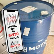 Liqui Moly Special Tec AA. 5W-30, синтетическое, 1,00л.