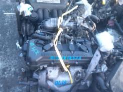 Контрактный двигатель QG18de 2wd в сборе 40000км