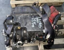 ДВС с КПП, Nissan 3B20 - CVT F1CJB FF B21W 56 000 km коса+комп
