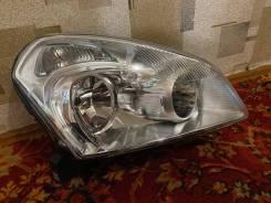 Фара Nissan Qashqai / Dualis 06-10 с электрокорректором