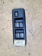 Блок стеклоподъемников водителя Nissan Qashqai J10E 1 рест Nissan [25401BB60A] 25401BB60A