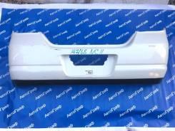 Бампер задний Nissan Tiida C11. 1-ая мод. (9094)