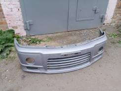 Бампер передний Nissan Presage U30 Axis