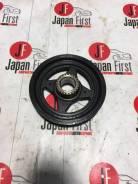 Шкив коленвала Nissan Serena C25 MR20DE