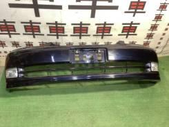 Бампер передний Toyota Mark2 110 цвет 8p8 #12688