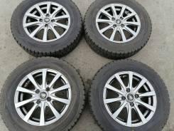 Отличная зима Dunlop 175/70 R14 на литье 4/100