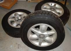 Комплект колес Nissan
