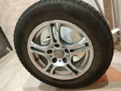 Продам комплект зимних шипованных колес