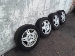 Комплект колёс Bridgestone Ecopia 195/60 R15