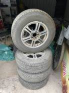Продаю комплект колес 215/70R16