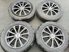 Отличное лето Bridgestone 225/65 R17 на литье 5/114