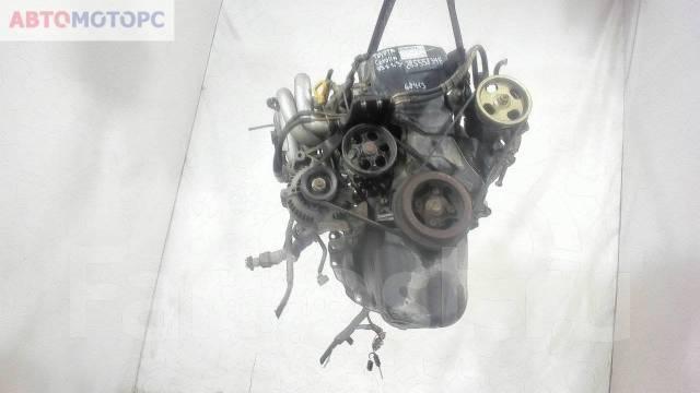 Двигатель Toyota Corolla E11 1997-2001, 1.3 л, бензин (4EFE)