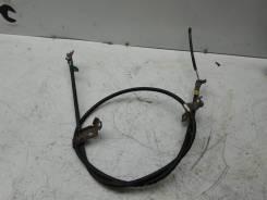 Трос тормоза стояночного левый Geely MK 2008 (УТ000042889) Оригинальный номер 1014001818 1014001818