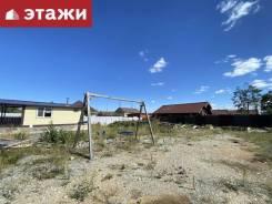 Продается земельный участок по адресу: Пушкина 5. 1 000кв.м., собственность, электричество, вода. Фото участка