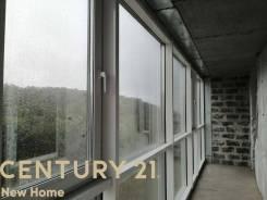 2-комнатная, улица Зеленый бульвар 21. 64, 71 микрорайоны, проверенное агентство, 52,8кв.м. Вид из окна днём