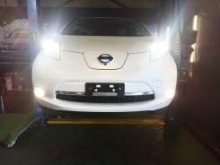 Передний бампер Nissan Leaf AZE0 QAB