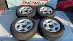 Комплект R15 NR на зиме Bridgestone 205/65/15 /RealRazborNHD/