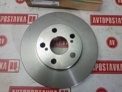 Диск тормозной G-Brake GR-20897 Toyota G-Brake ST190, передний GR20897